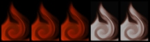 3 Flames