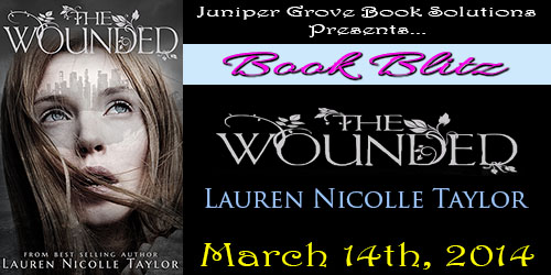 Wounded by Lauren Nicolle Taylor