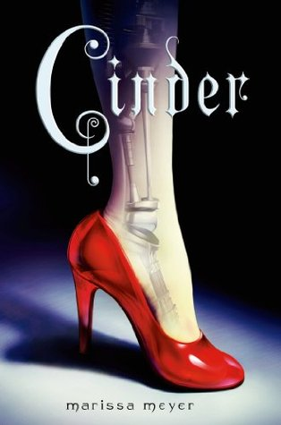 Cinderella, a cyborg? What?