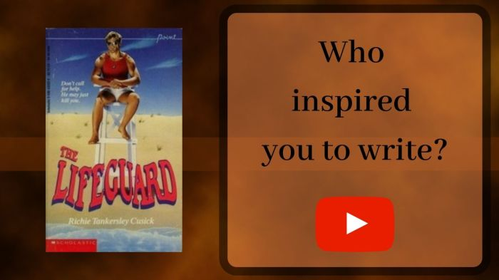Who inspired you to write_